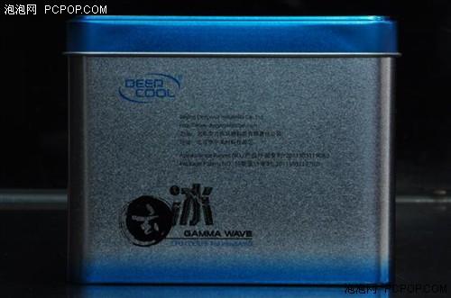 铁盒的上侧则是九州风神极其玄冰的产品信息。